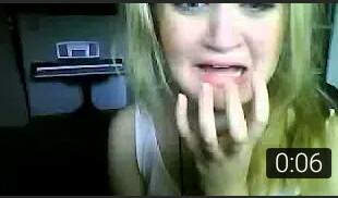 Ask.fm'deki korkunç kız