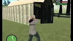 Призрак в GTA San Andreas