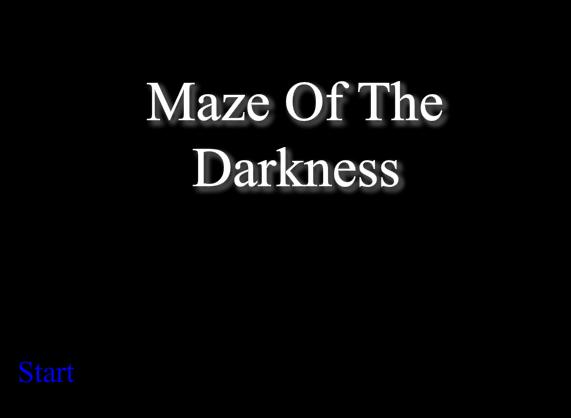 Maze of Darkness
