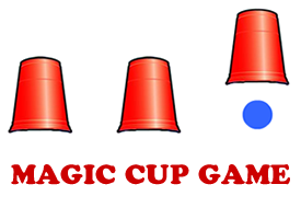 Magic Cup Game