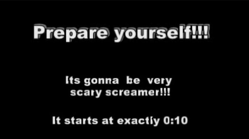 The Scariest Screamer Ever