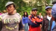 Кабан использовал мир и ударил норияки ржавченко!!!