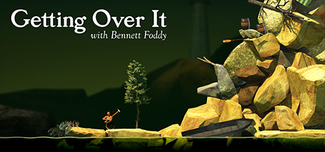 Getting Over It with Bennet Foddy