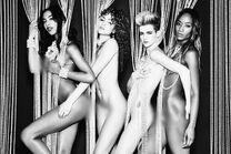 Tatiana, Cory Anne, Kyle and Cody nude shoot