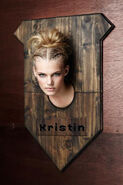 Antm cycle 19, capitulo 1, Kristin