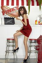 Angelea Preston for Pink's Hot Dogs