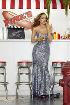 Dominique Reighard for Pink's Hot Dogs