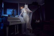 Khrystyana Kazakova AHS shoot
