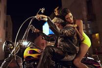 Bianca Golden Reality TV Stars shoot