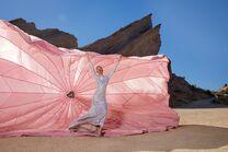 Rio Summers Paper parachute shoot