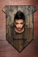 Antm cycle 19, capitulo 1, Destiny