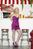 Laura Kirkpatrick for Pink's Hot Dogs