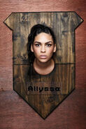 Antm cycle 19, capitulo 1, Allyssa