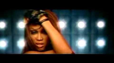 Tyra Banks - Shake Ya Body (Music Video)