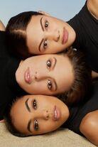 Ashley, Kyla and Sandra Stacked Beauty shot