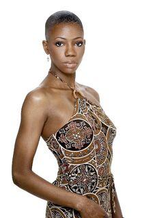 Ebony Haith Casting Photo