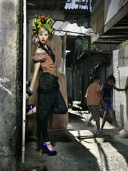 Antm cycle 12, capitulo 10, Allison