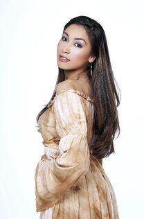 Giselle Samson Casting Photo