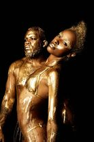 Shanice Carroll Dripping in gold