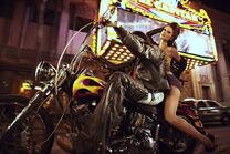 Kayla Ferrel Reality TV Stars shoot