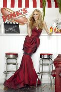 Shannon Stewart for Pink's Hot Dogs