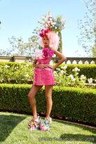 Christina Anderson-McDonald Garden Avant Garde
