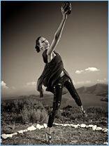 Angelea Preston Ancient Olympic Athletes