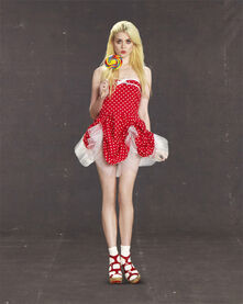 Allison Harvard AS Promo Picture