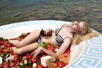 Allison Harvard Bench Body Lingerie ad