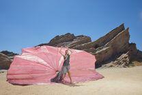 Brenda Seiner Paper parachute shoot