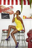Bre Scullark for Pink's Hot Dogs