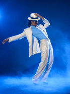 Dominique Reighard Michael Jackson Tribute