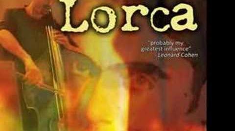 Federico García Lorca Leonard Cohen