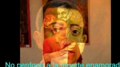 Elegía a Ramón Sijé, recita Palmeral (Miguel Hernández)