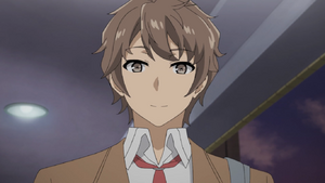 Sakuta Azusagawa Anime - Screenshot 1.png