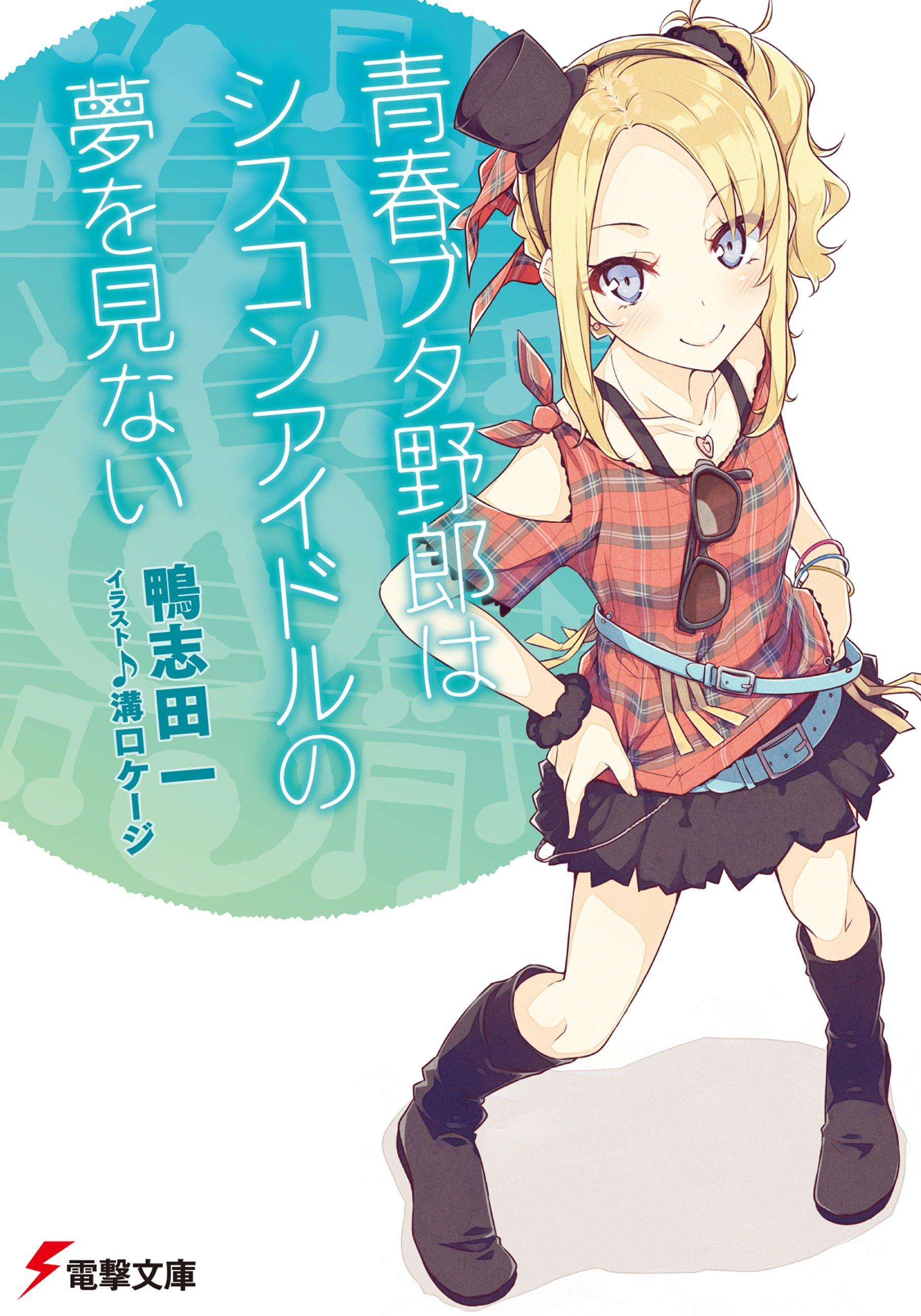 Light Novel Volume 10  Seishun Buta Yarou wa Bunny Girl Senpai no