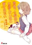 SBY v5 - Orusuban no Imouto LN Cover