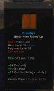 Crowfire