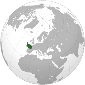 Location of Flag