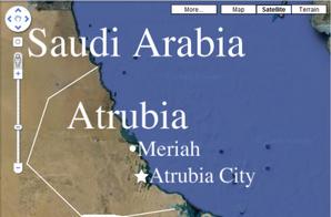 Location of Atrubia