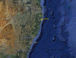 Location of Lycanthia