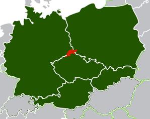 Location of Tirnreich