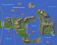 Map of Arcacia