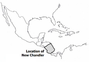 Location of New Chandler