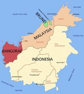 Bangorai' Map