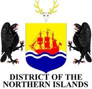 Northern Islands CoA