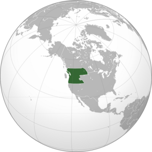 Location of Lower Columbia