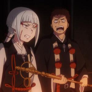 Mamushi Hojo Image Gallery Ao No Exorcist Wiki Fandom