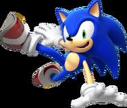 Sonic lost world sonic
