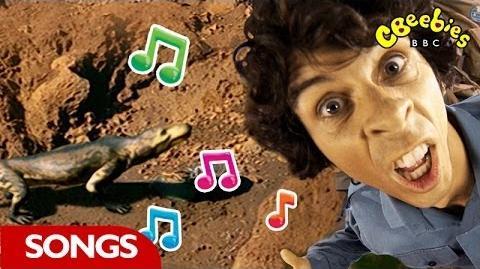 Cynodont Rap From Andy's Dinosaur Adventures - CBeebies